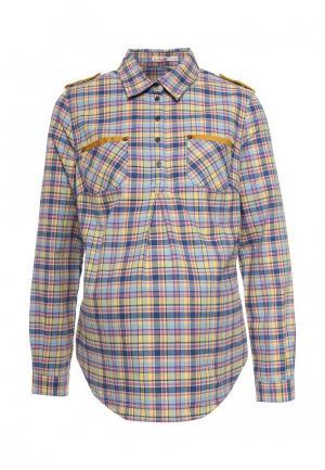 Рубашка Budumamoy. Цвет: разноцветный