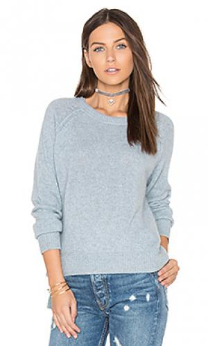 Свитер hartley 360 Sweater. Цвет: синий