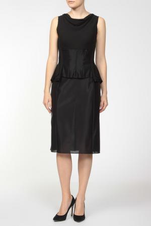 Платье Nina Ricci. Цвет: черный