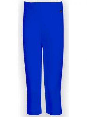 Леггинсы De Salitto. Цвет: синий