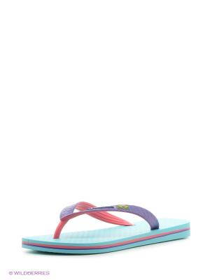Шлепанцы Ipanema. Цвет: голубой