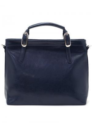 Сумка Solo true bags. Цвет: темно-синий