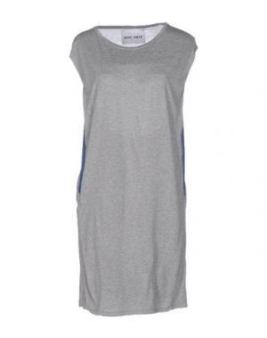 Короткое платье BRAND UNIQUE. Цвет: пастельно-синий