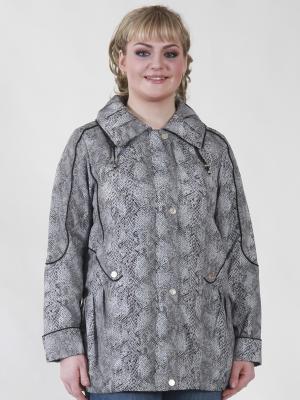 Куртка VIKO. Цвет: серый