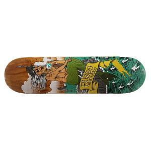 Дека для скейтборда  Russo Sea Hags 32 x 8.4 (21.3 см) Antihero. Цвет: мультиколор