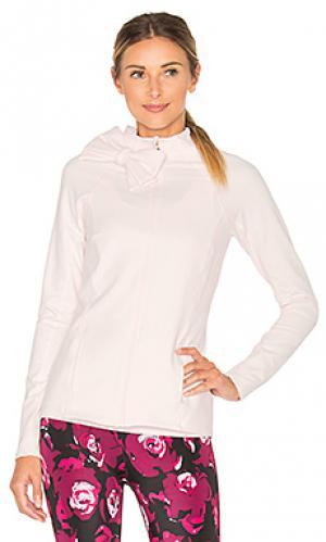 Куртка с бантом на шее Beyond Yoga. Цвет: розовый