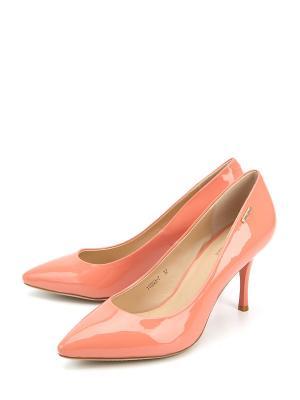 Туфли LETMI. Цвет: розовый