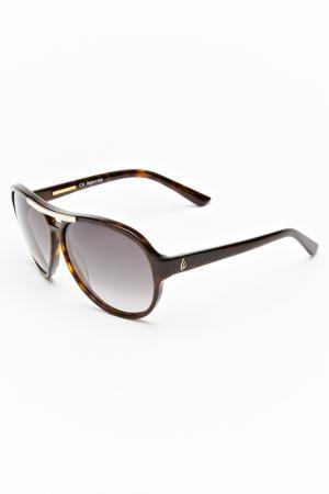 Очки солнцезащитные Lucia Valdi. Цвет: коричневый