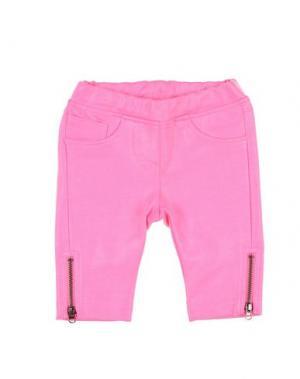 Повседневные брюки SO TWEE by MISS GRANT. Цвет: розовый