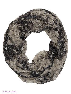 Шаль Colin's. Цвет: черный, серый