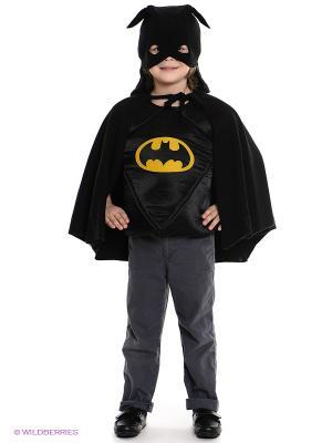 Карнавальный костюм Бэтмен Волшебный мир. Цвет: черный