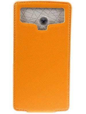Partner ПР032063 Universal Flip-case 3.8 orange. Цвет: оранжевый