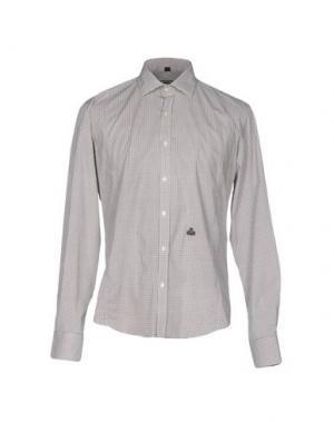 Pубашка ARMATA DI MARE. Цвет: свинцово-серый