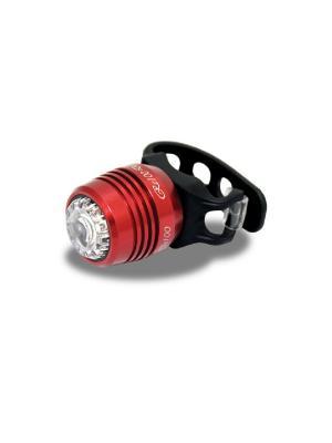 Передние габаритные огни с белым светодиодом повышенной яркости Dosun. Цвет: красный