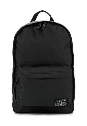 Рюкзак Element. Цвет: черный
