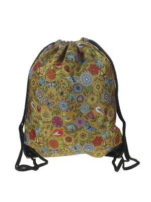 Рюкзак женский Migura. Цвет: горчичный, голубой, желтый, зеленый, оранжевый