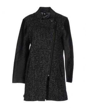 Пальто 0051 INSIGHT. Цвет: черный