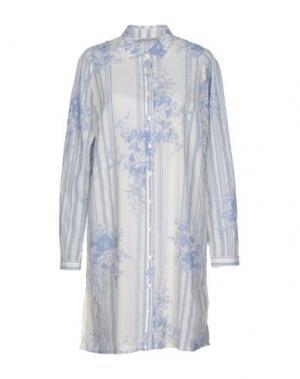 Pубашка NICE THINGS BY PALOMA S.. Цвет: небесно-голубой