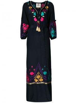 Платье Lola Figue. Цвет: синий