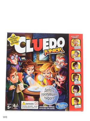 Моя первая игра -  Клуэдо Hasbro. Цвет: зеленый