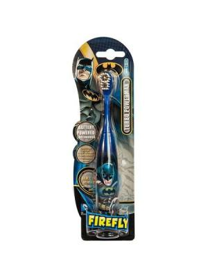 Детская зубная щетка с батарейкой DR.FRESH. Цвет: синий, темно-серый