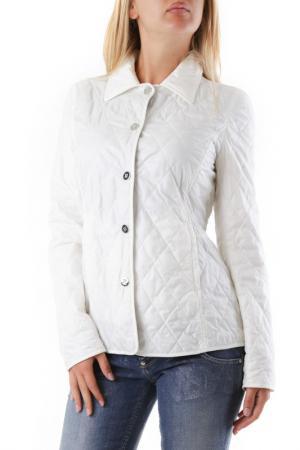 Куртка HUSKY. Цвет: white
