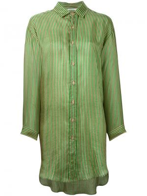 Agassi shirt Mes Demoiselles. Цвет: зелёный