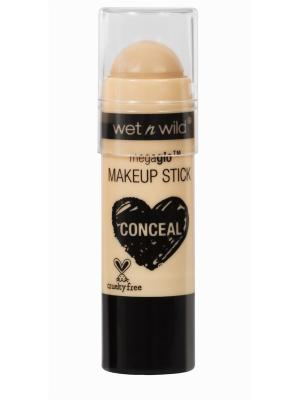 Корректор Стик MegaGlo Makeup Stick Concealer E809 youre a natural Wet n Wild. Цвет: бежевый