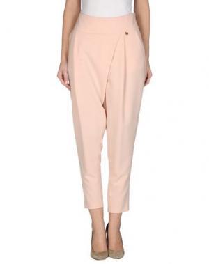 Повседневные брюки GIORGIA & JOHNS. Цвет: светло-розовый