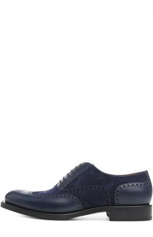 Туфли O`Keeffe. Цвет: темно-синий