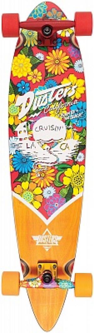 Лонгборд Cruisin Blossom Dusters