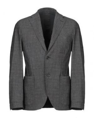Пиджак TRAIANO. Цвет: темно-коричневый