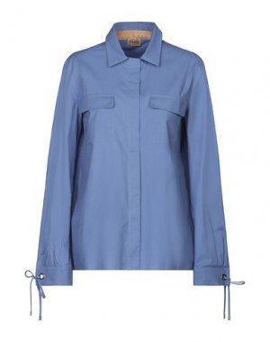 Pубашка ALVIERO MARTINI 1a CLASSE. Цвет: пастельно-синий