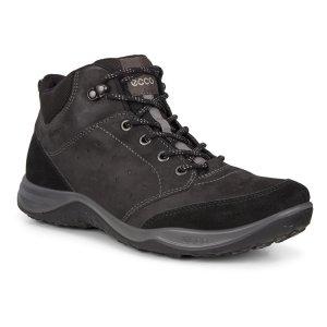 Ботинки ESPINHO ECCO. Цвет: черный