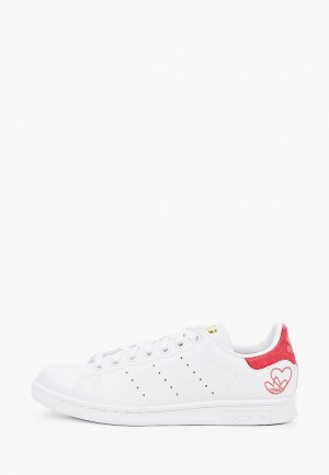 Кеды adidas Originals STAN SMITH W. Цвет: белый