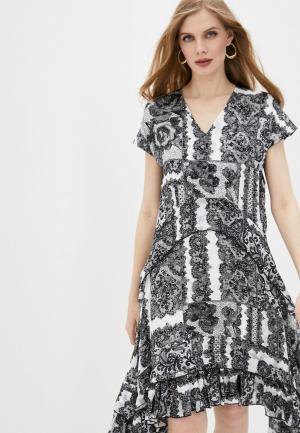 Платье By Malene Birger BALAKA. Цвет: серый