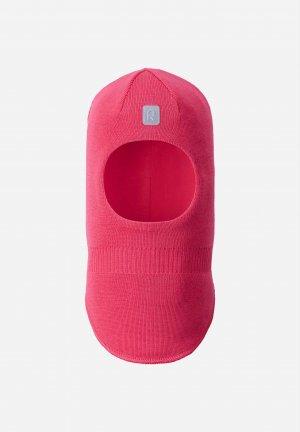 Шапка-шлем Starrie Красная Reima. Цвет: красный