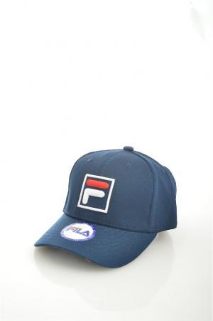 Бейсболка FILA. Цвет: синий
