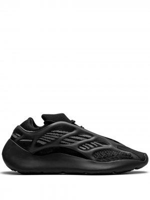 Кроссовки Yeezy 700 V3 Alvah adidas. Цвет: черный