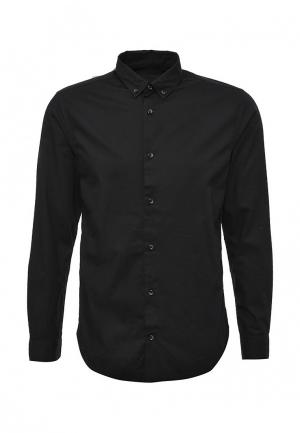 Рубашка Produkt. Цвет: черный