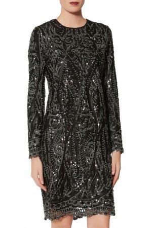 Dress Gina Bacconi. Цвет: black