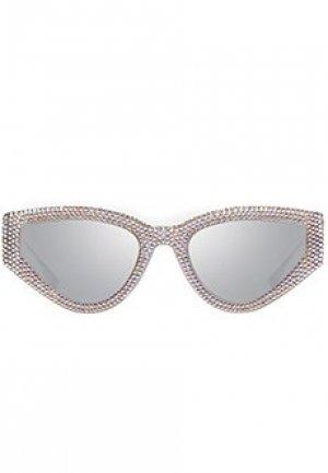 Солнцезащитные очки DIOR. Цвет: белый