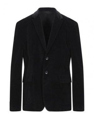 Пиджак CANADIENS. Цвет: черный