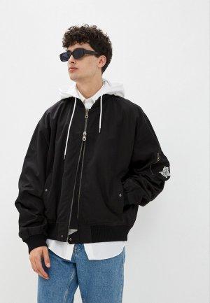 Куртка Vivienne Westwood. Цвет: черный