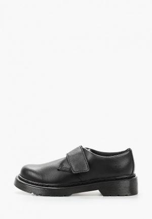 Ботинки Dr. Martens Kamron J - Infants Strap Shoe. Цвет: черный