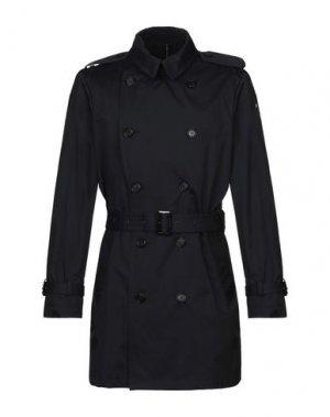 Легкое пальто HISTORIC. Цвет: темно-синий