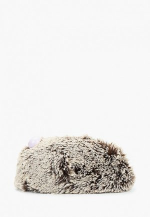 Тапочки Beppi. Цвет: серый