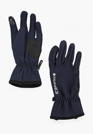 Перчатки Icepeak HISPU. Цвет: синий