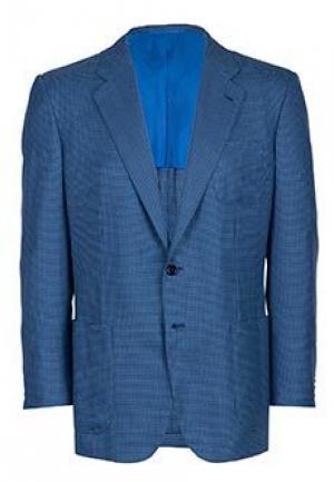 Пиджак STEFANO RICCI. Цвет: голубой