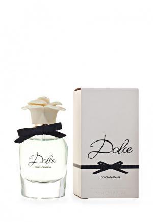 Парфюмерная вода Dolce&Gabbana DOLCE 30 мл. Цвет: белый